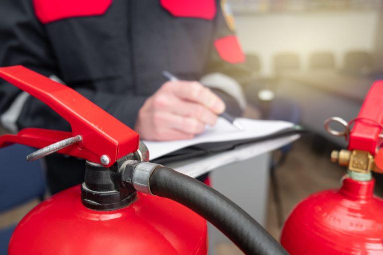 Požární ochrana a bezpečnost práce | Hasící přístroje Kvapilík
