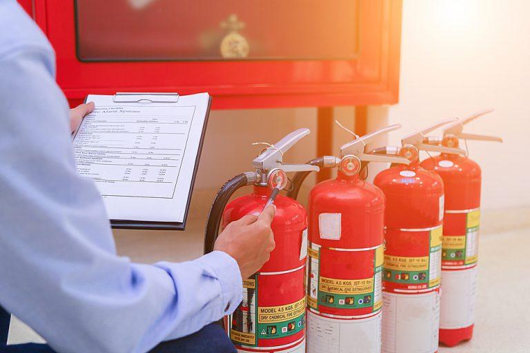 Kontroly provozuschopnosti požárních zařízení | Hasící přístroje Kvapilík